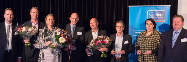 Tilburg University en Universiteit Utrecht winnen Facilitaire Benchmark Awards 2015