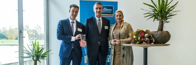 FrieslandCampina en IBM Nederland winnen Facilitaire Benchmark Awards 2016