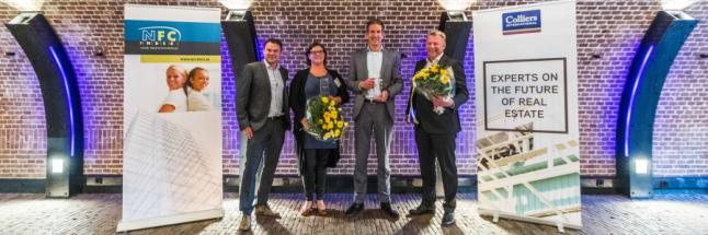 Windesheim en a.s.r. winnen Facilitaire Benchmark Awards 2017